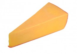 Cheeses are rich in calcium and vitamin B-12.