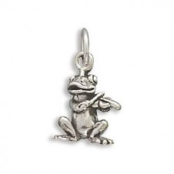 Frog Gifts - Sterling Silver And Gold Frog Jewelry