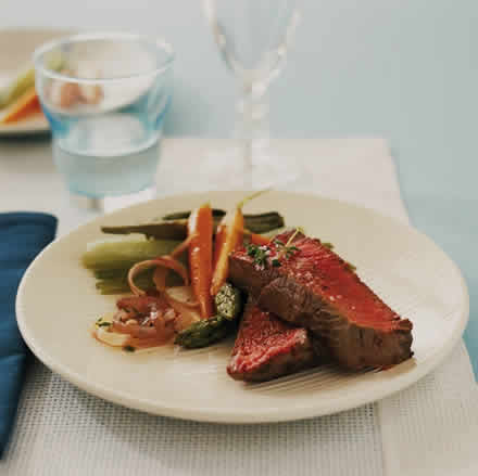 Where to eat filet de boeuf in Erie PA?