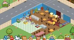Cafe World Game on Facebook