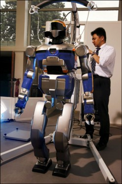 Robots: Possible Take Over of the World