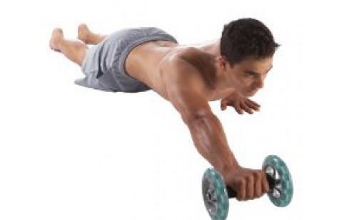 Total body workout wheel