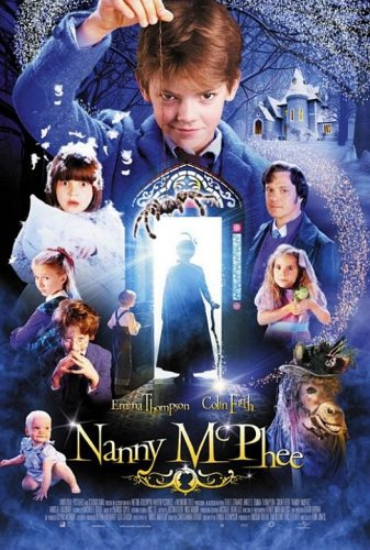Nanny McPhee Movie Review.