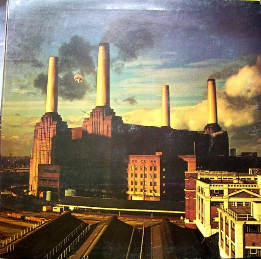 Pink Floyd Animals. I saw this tour in 1977.