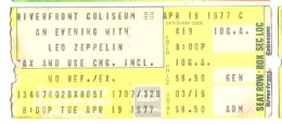 Led Zep. from 1977. Great show. Dazed and confused!!!
