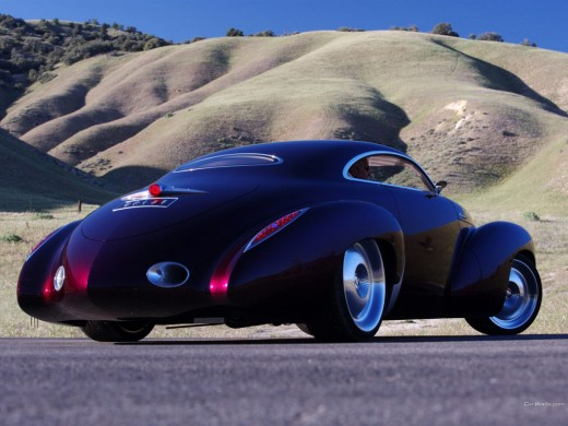 Holden Efijy Concept Car Pic 3
