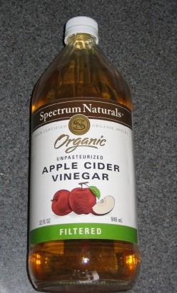 Apple Cider Vinegar For Healthy Looking Hair