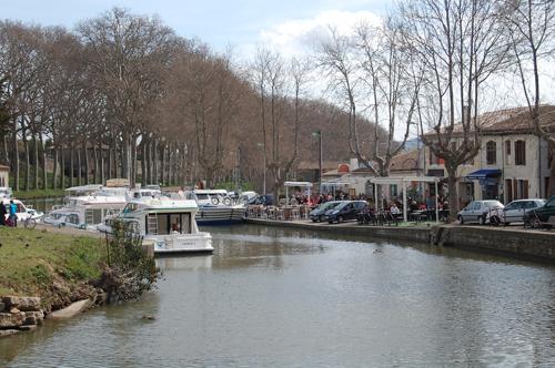Canal Du Midi - Trebes