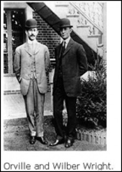 The Wright Brothers (Inventor Of Aeroplanes)