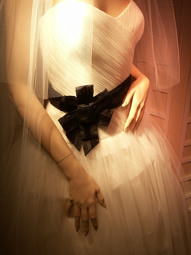 Every bride hopes to find a killer deal on a Vera Wang wedding dress.