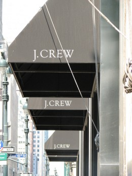 Fashion retailers like J Crew have jumped into wedding gowns.