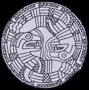 F) North Native American symbol