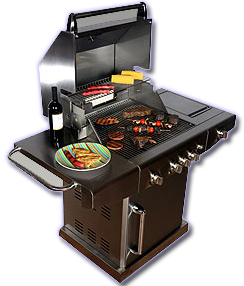 Nexgrill BBQ grills and getting gas grill replacement parts to repair the barbecues.