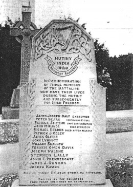 Irish Mutiny in India
