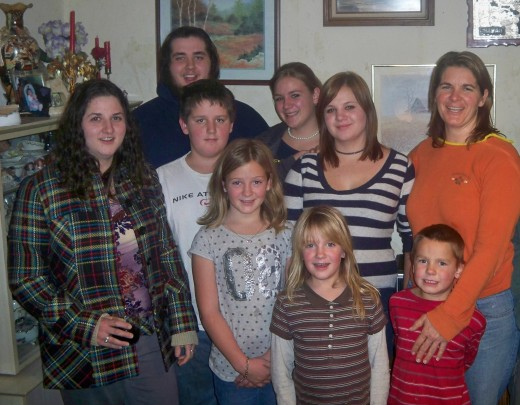 My Beautiful Brood, November 2008