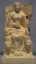 Roman Mother Goddess Cybele
