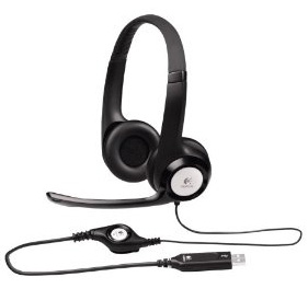 Best USB headset with microphone from Logitech