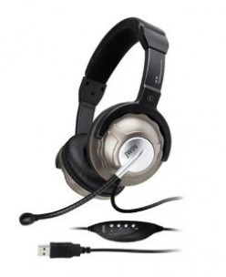 Top USB headset for gaming and listening to music
