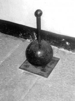 Punishment at Irish Prisons