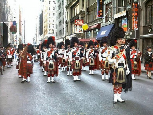 On March 9, 2005, the US House of Representatives successfully passed House Resolution 41 to create National Tartan Day.
