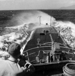 The USS Batfish: Patrolling the Seas