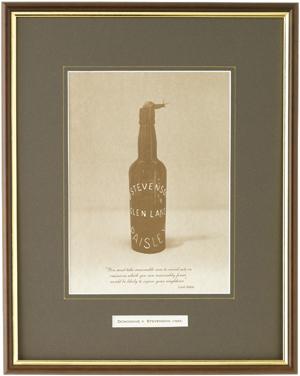 Ginger Beer bottle in   Donahue v Stevenson Case