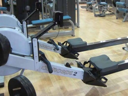 Rower, Cardio Fitness