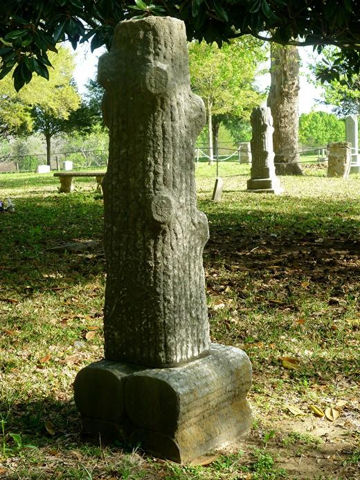 2 Woodmen Gravestones