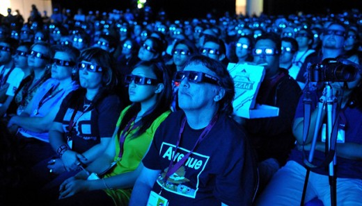 Struck by 3D IMAX experience: movie watchers for avatar movie