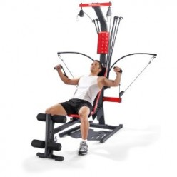 Build lean muscle with the Bowflex PR1000