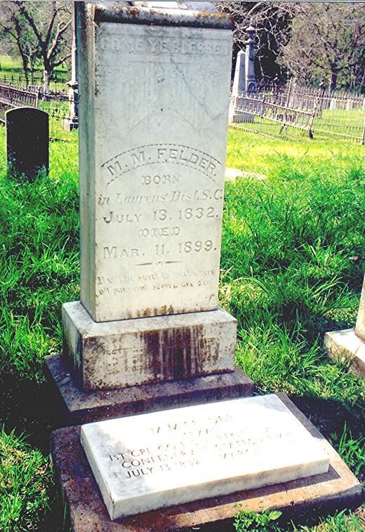 Masonic Cemetery Chappell Hill, TX