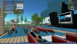 A CISCO Event in Second Life