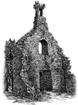 Old St Drostan's Kirk