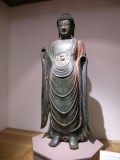 Standing Bhaiṣajyaguru Buddha at the Gyeongju This image was originally posted to Flickr by danielcraig