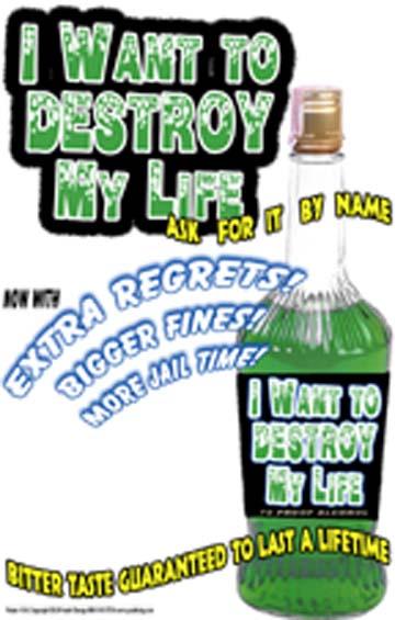 Hard-hitting substance abuse prevention methods