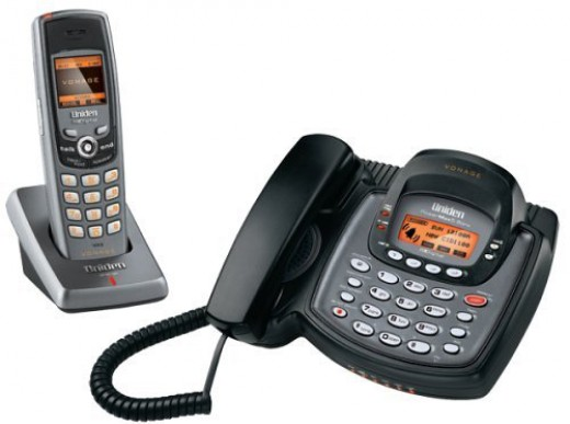 Vonage Voip Voice over internet phone