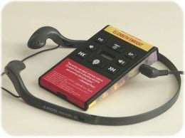 Playway Audio Book Player Device