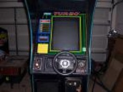 The infamous driving arcade game