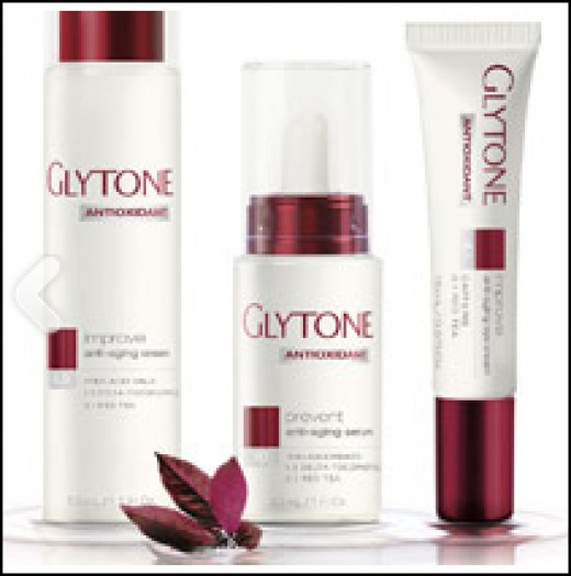 Protect your skin with Glytone Antioxidant