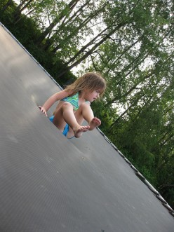 Trampolines are Fitness and Fun!