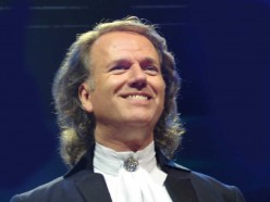 The Fantastic Andre Rieu and his Johann Strauss Orchestra - as seen on TV and 'You Tube'