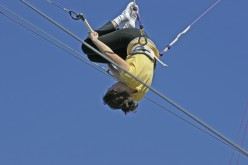 Trapeze and Circus School: Learn To Fly