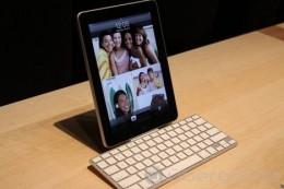 Apple Ipad with keyboard