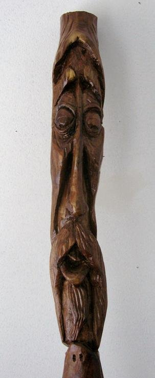 Snake Eating Wood Spirit 2