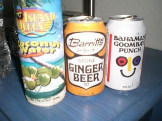 Drinks of the Bahamas