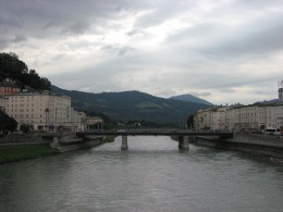 The story of this river is a story of  truimph and survival throughout the rich European history