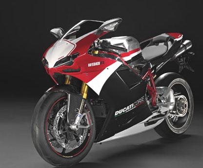 Ducati 1198R Corse SE