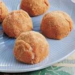 Sweet Potato Puffs (from Allrecipes)