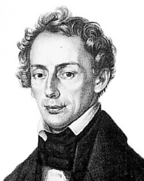 Christian Doppler (1803-1853)