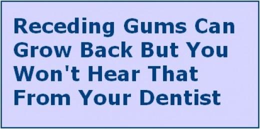 Can Receding Gums Grow Back Naturally